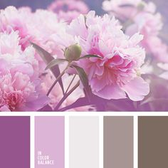 Color inspiration for design, wedding or outfit. More color pallets on… Colour Pallette, Colour Schemes, Color Combos, Color Patterns, Pastel Palette, Color Balance, Balance Design, Design Seeds, Color Stories