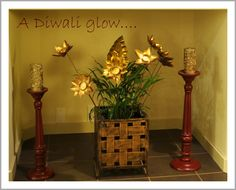 The Design Enthusiast: Guest Post ~ Anu's Diwali Decor Ideas and Inspirations