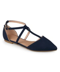This Blue Keiko Flat is perfect! #zulilyfinds