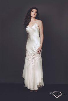 Liliana Casanova Saumur Gown