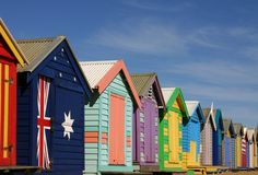 Brighton Beach, Melbourne, Australia | The 24 Most Colorful Cities In The World