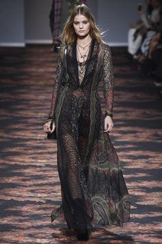 Etro Fall 2016 Ready-to-Wear Fashion Show