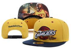 NBA Cleveland Cavaliers Snapback HATS--xdf