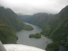 Valley in the Queen Charlotte Islands - British Columbia by TahoeJeff, via Flickr