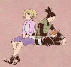 Naruto Shikamaru Temari, Shikadai, Shikatema, Anime Naruto, Naruto Shippuden, Sasuke, Naruto Couples, Cute Anime Couples, Temari Nara