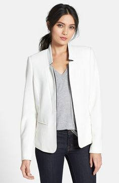 Trouvé Reversible Lapel Blazer available at #Nordstrom || available in xxs