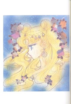 Sailor Moon Manga Artwork Original Picture collection, Infinity