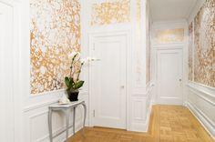 moulding details for master bedroom?