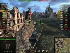 World of tanks Tiger II + Panther II Platoon Ruinberg Gameplay - YouTube