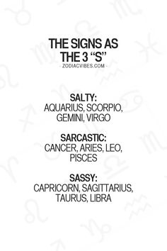 thezodiacvibes:  Read more about your Zodiac Squad                                                                                                                                                                                 More