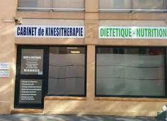 """Résultat de recherche d'images pour """"CABINET kinésithérapie VITRINE"""""""