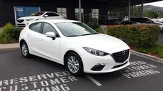 2014 Mazda 3 is here!