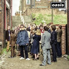 """Oasis :: """"D'You Know What I Mean?"""" (Noel Gallagher's 2016 Rethink)"""