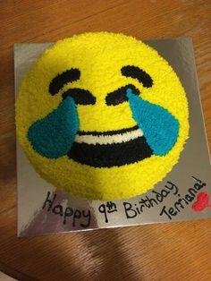 Emoji cakes More