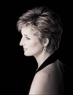 Princess Diana.  I am always surprised at how rich her voice was.