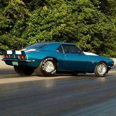 Pro Street '68 Camaro SS
