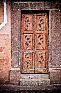 Door #9_San Miguel de Allende by Frank Ragan