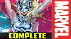 Thor Goddess of Thunder Complete Story