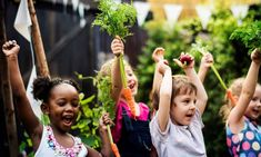 """""""It takes a community to feed a community!"""" October is recognized as Farm to School Month with the aim to increase the connection across the country between kids, families, and their community food systems."""