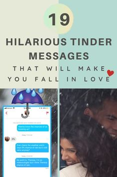 19 Hilarious Tinder Messages That Will Make You Fall in Love Weird Facts, Fun Facts, Wtf Funny, Hilarious, Tinder Bio, Awesome Wow, Family Relations, Levels Of Understanding, Couples Images