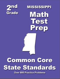 2nd Grade Mississippi Common Core Math