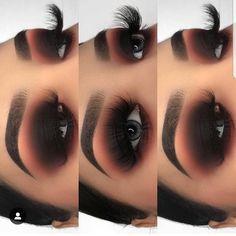"Smokey eye makeup inspiration History of eye makeup ""Eye care"", quite simply, ""eye make-up"" has Makeup Looks For Green Eyes, Makeup Eye Looks, Dramatic Eye Makeup, Natural Eye Makeup, Smokey Eye Makeup, Pretty Makeup, Eyeshadow Makeup, Dark Eye Makeup, Smokey Eyeshadow"