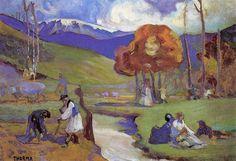 Thorma János painter (1870-1937.
