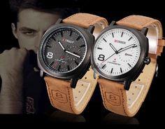 CURREN мужские кварцевые часы WMN-247517