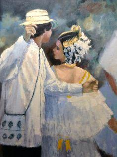 Pintura de Al Sprague Panama