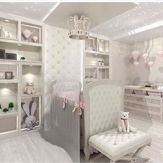 To have a nursery like this one...   And with that sweet sweet photo from @home_and_decor1 I wish you all sweet dreams...  #instagood #interior123 #interior4all #interior125 #interiordesign #instahome #interior #vakrehjem #tipstilhjemmet #herregard_design #nordiskehjem #finahem #elegant #jline #home #homedecor #homesweethome #inspire_me_home_decor #classyhomes #finehjem #interior4you1