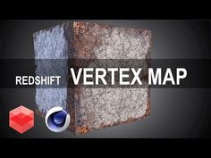 Using vertex maps inside of materials can give you much more control over your texturing. In this video i will show you how to use vertex map with redshi. Cinema 4d Tutorial, Animation Tutorial, 3d Tutorial, 3d Animation, Texture Mapping, Maxon Cinema 4d, Filmmaking, Adobe, Tutorials