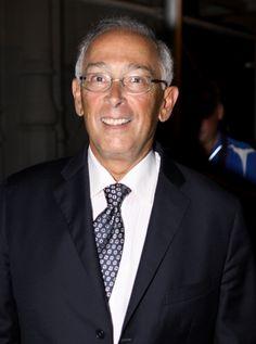 Jorge Guillermo, father of Bernardo (ex husband of Princess Christina of the Netherlands m. 1975; div.1996) attends the wedding of his son Bernardo Guillermo and Eva Prinz-Valdes on 4 Sep 2009