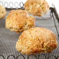 small world coffee ginger scones with cardamom