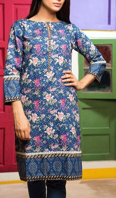 Buy Blue Printed Poly Viscose Salwar Kameez (2pc) by Khaadi 2015 Call: (702) 751-3523 Email: Info@PakRobe.com www.pakrobe.com #WINTER #SALWAR #KAMEEZ https://www.pakrobe.com/Women/Clothing/Buy-Winter-Salwar-Kameez-Online