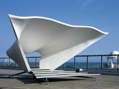 Mobile Bandstand, De La Warr Pavilion, Bexhill-On-Sea, Architect: Niall Mclaughlin Photographic Print by Nicholas Kane at AllPosters.com