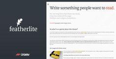 Download Featherlite-Premium WordPress Theme
