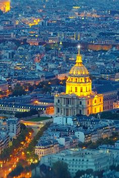 Paris, illuminated!