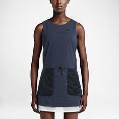 Γυναικείο φόρεμα Nike Premium Pack Tee Dress, Nike, Vintage Tees, What I Wore, Athletic Tank Tops, My Style, Mens Tops, How To Wear, Clothes