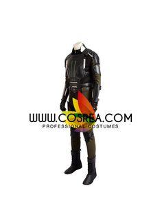 Marvel Xmen Apocalypse Cyclops Cosplay Costume