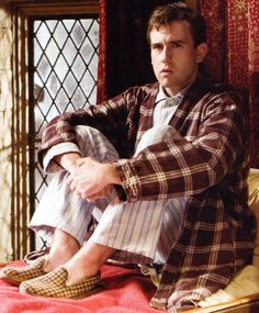 Neville Longbottom (portrayed by Matthew Lewis) from Harry Potter