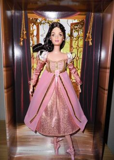Juliet Ballet Barbie