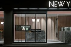 New York Sweets Pastry Shops by Minas Kosmidis  Architecture in Concept Nicosia  Cyprus