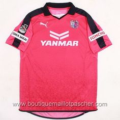 Maillot de foot pas cher Cerezo Osaka 2015 Domicile