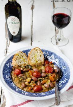 La ribollita Toscana  di Sara Milletti   Fattoria La Maliosa – Organic Farming in Tuscany #Tuscany #italianrecipe