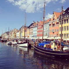 Nyhavn - #Copenhagen
