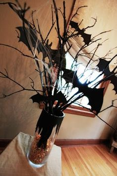 Brooklyn Limestone: Guest Post: Emmy Lu's Halloween Centerpiece