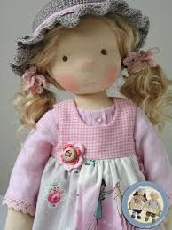 Image result for waldorf doll free patterns