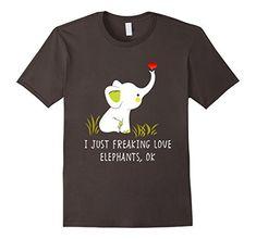 Men's Love Elephants Tee - I Just Freaking Love Elephants... https://www.amazon.com/dp/B01MTWEIUL/ref=cm_sw_r_pi_dp_U_x_H-bQAbKRJGE63
