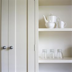 cabinet paint color: clunch from farrow & ball