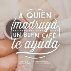 Mr Wonderful #madrugar #café #coffee